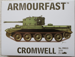 Armourfast 20mm 99013 Cromwell